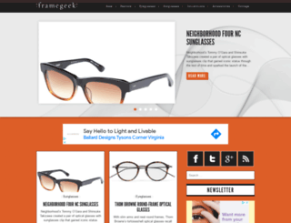 framegeek.com screenshot