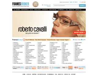 framesbroker.com screenshot