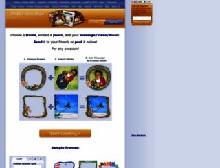 frameshow.com screenshot