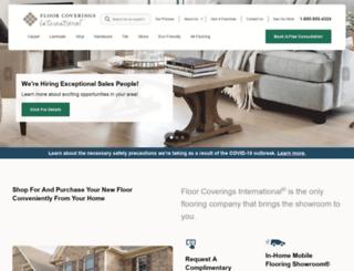 framingham.floorcoveringsinternational.com screenshot