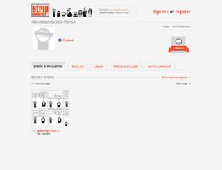 framirezgonzalez.stripgenerator.com screenshot