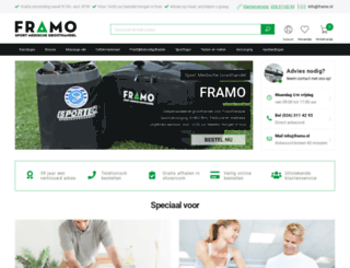 framo.nl screenshot
