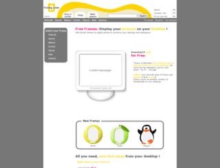 framy.com screenshot