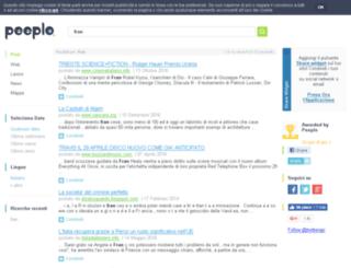 fran.splinder.com screenshot