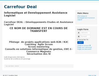 france-deal.com screenshot