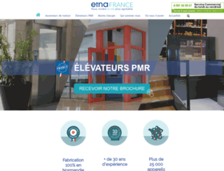 france-elevateurs.com screenshot