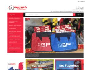 france-elite.com screenshot