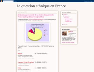 france-ethnique.blogspot.com screenshot