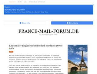 france-mail-forum.de screenshot