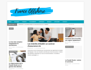 france-offshore.fr screenshot