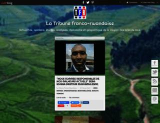 france-rwanda.info screenshot