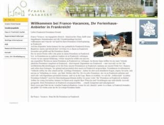 france-vacances.de screenshot