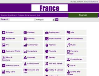 france.marcyads.com screenshot