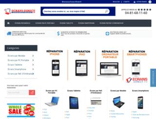 francecrans.com screenshot