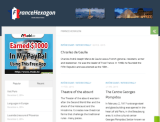 francehexagon.com screenshot