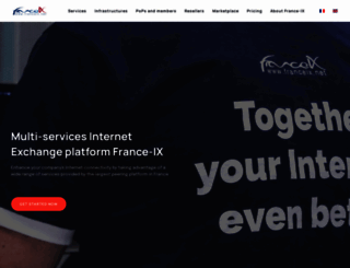 franceix.net screenshot