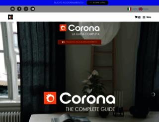 francescolegrenzi.com screenshot