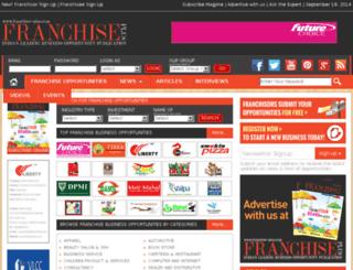 franchise-plus.com screenshot