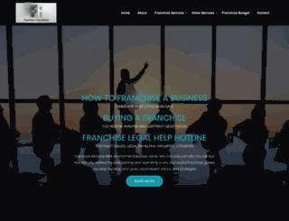 franchisefoundations.com screenshot