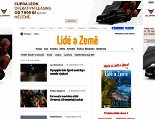 francie.orbion.cz screenshot