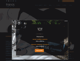 francis.com.uy screenshot