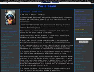 francis75.canalblog.com screenshot
