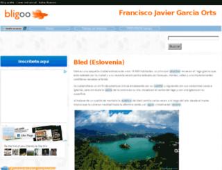 franciscojaviergarciaorts.bligoo.es screenshot