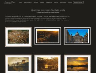 franciscomendes.com screenshot