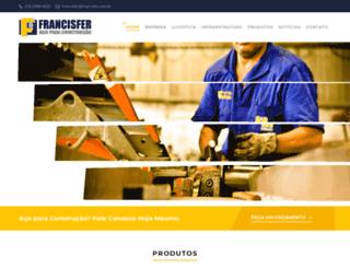 francisfer.com.br screenshot