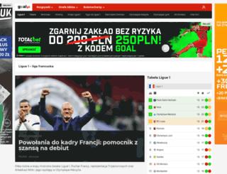 francja.goal.pl screenshot
