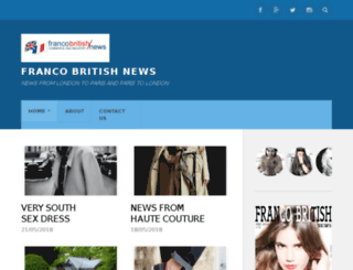 francobritishnews.com screenshot