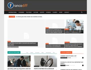francodiff.org screenshot