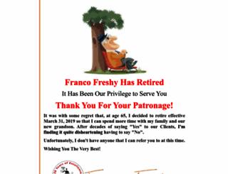 francofreshy.com screenshot