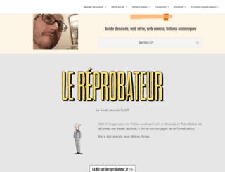 francoiscoulon.com screenshot