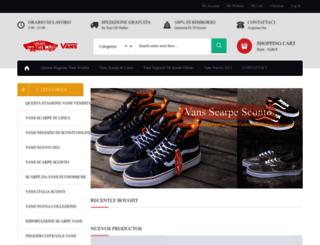 francomanzato.it screenshot