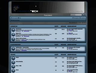 francotech.net screenshot