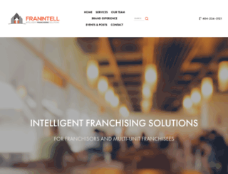 franintel.com screenshot