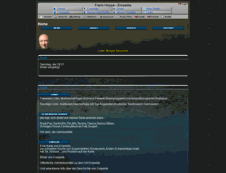 frank-hoppe.eu screenshot