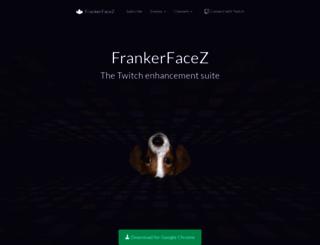 Frankerfacez Twitch App