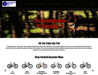frankfordbike.com screenshot