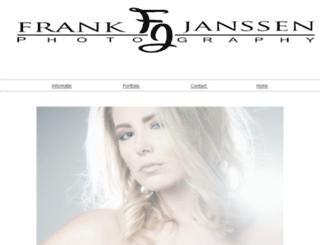 frankjanssenphotography.nl screenshot