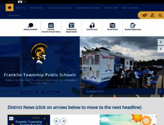 franklinboe.org screenshot