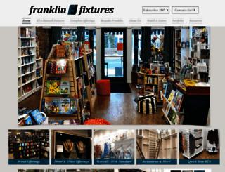franklinfixtures.com screenshot