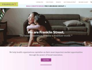 franklinstreet.com screenshot