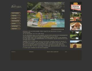 frankrijk-safaritent.com screenshot