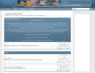 franksmalawiportal.siteboard.eu screenshot