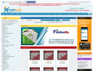 frankstrade.com screenshot
