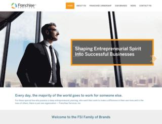 franserv.com screenshot