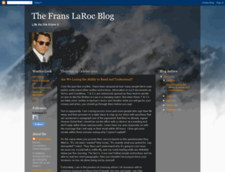 franslaroc.blogspot.com screenshot