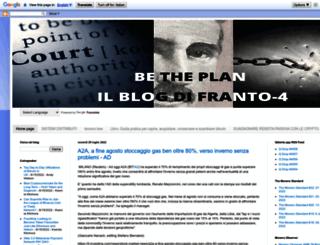 franto4.blogspot.com screenshot